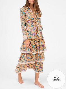 pitusa-layered-boho-skirt