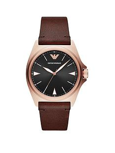 emporio-armani-emporio-armani-nicola-black-dial-brown-leather-strap-watch