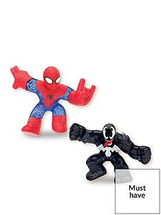 heroes-of-goo-jit-zu-heroes-of-goo-jit-zu-marvel-versus-pack-spiderman-vs-venom