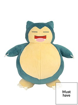 pokemon-snooze-action-snorlax