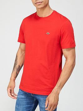 lacoste-mini-croc-t-shirt-red