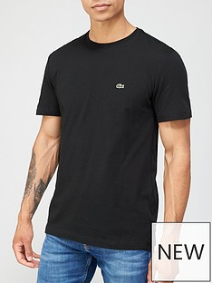 lacoste-mini-croc-t-shirt-black
