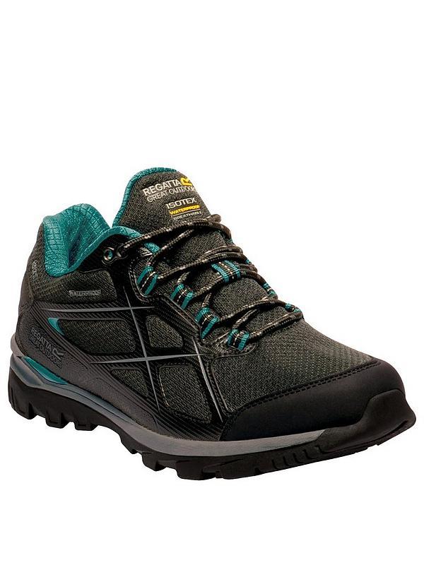 Ladies Regatta Kota Mid Rise Hiking Walking Boots Size 3 Eur 36 RRP £90
