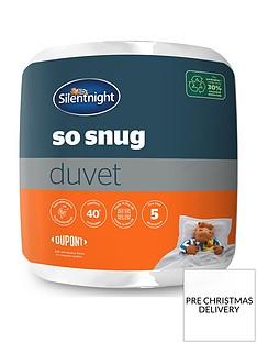 silentnight-so-snuggly-15-tog-duvet