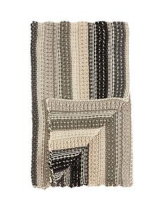 cascade-home-ombre-stripe-knitted-throw