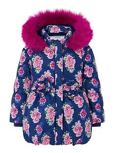 monsoon-baby-girls-roses-print-coat-navy
