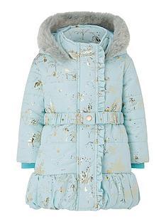 monsoon-baby-girls-foil-padded-coat-aqua