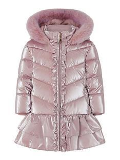 monsoon-baby-girls-metallic-frill-coat-pink