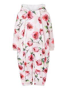 monsoon-baby-girls-roses-print-snowsuit-pink