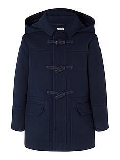 monsoon-boys-sew-duffle-coat-navy