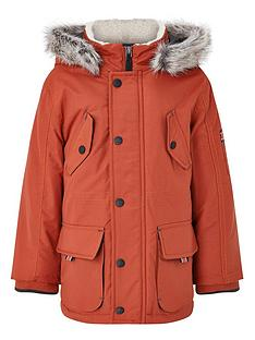 monsoon-boys-parka-coat-with-hood-red