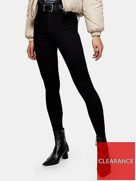 topshop-joni-jeans-black