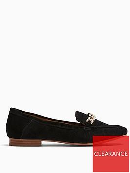 topshop-leo-trim-chain-detail-loafers-black