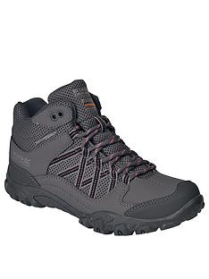 regatta-edgepoint-mid-junior-walking-boot-grey-lime