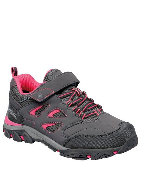 regatta-holcombe-iep-low-v-junior-waking-shoe-grey-pink