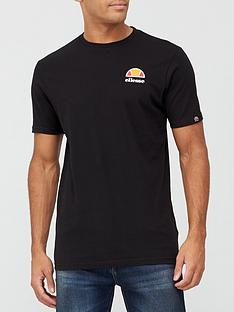 ellesse-canaletto-tee-black