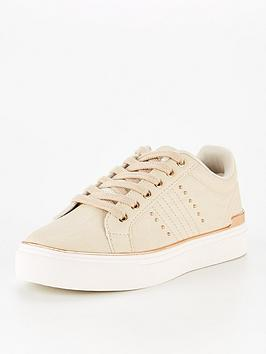 v-by-very-ayla-metal-trim-trainer-cream