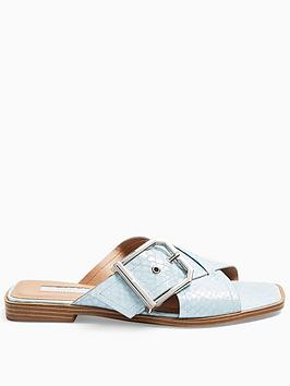 topshop-porto-cross-strap-buckle-sandal-blue
