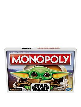 Monopoly Monopoly: Star Wars The Child Edition Board Game