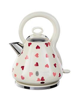 Russell Hobbs  Emma Bridgewater Pink Hearts Kettle - 28330