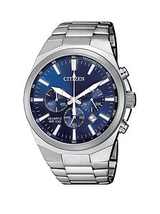 citizen-citizen-blue-chronograph-dial-stainless-steel-bracelet-mens-watch