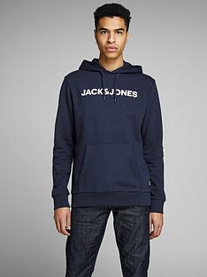 jack-jones-logo-overhead-hoodie