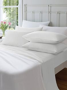 catherine-lansfield-soft-n-cosy-brushed-cotton-extra-deep-king-size-fitted-sheet-white