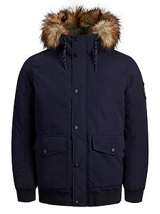 jack-jones-parka-jacket-with-faux-fur-hood-navy
