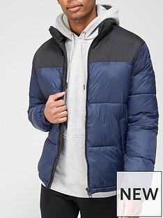 jack-jones-colour-block-padded-jacket-blue