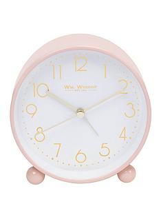 blush-metal-alarm-clock-with-gold-dial