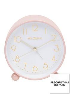 blush-metal-alarm-clock-with-gold-dial