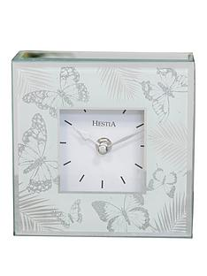 hestia-glass-butterfly-mantel-clock