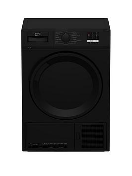 beko-dtlce70051b-7kg-load-full-size-condenser-sensor-dryer-black