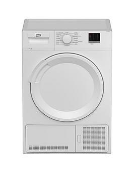 beko-dtlce70051w-7kg-load-full-size-condenser-sensor-dryer-white