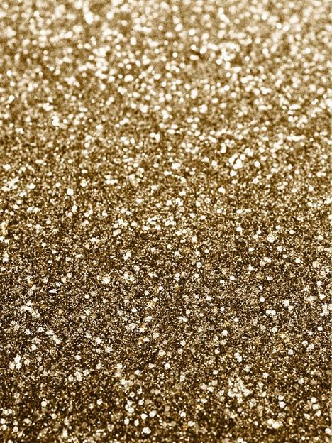 catherine-lansfield-gold-glitter-wallpaper