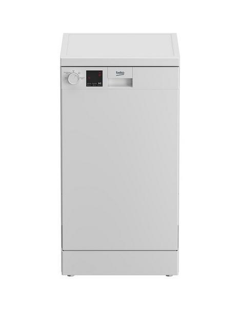 beko-dvs04020w-10-place-freestanding-slimline-dishwasher-white