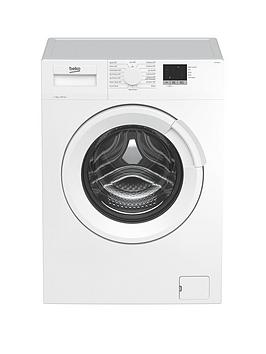 Beko Wtl74051W 7Kg Load, 1400 Spin Washing Machine - White
