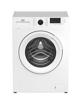 Beko Wtl84111W 8Kg Load, 1400 Spin Washing Machine - White