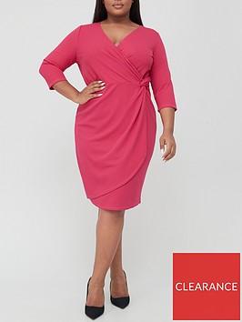 v-by-very-curve-jersey-crepe-wrap-bodycon-dress-raspberrynbsp