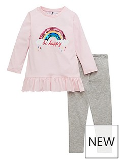 mini-v-by-very-girls-long-sleevenbsprainbow-dress-and-legging-set-pale-pinkgrey