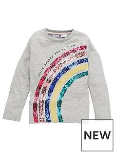 mini-v-by-very-long-sleeve-girls-rainbow-t-shirt-grey