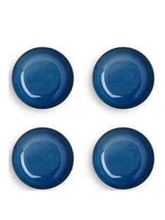 sabichi-4-piece-blue-reactive-stoneware-pasta-bowl-set