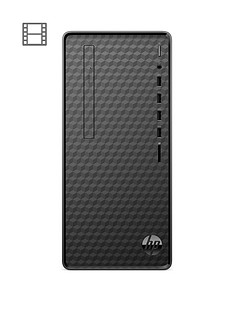 hp-desktop--nbspintel-i3-10th-gen-8gb-ram-1tb-hdd-optional-microsoft-365nbspfamily-1-yearnbsp--black