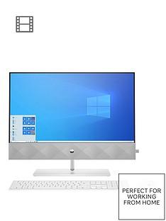 hp-pavilion-24-aio-desktopnbsp--intel-i3-8gb-ram-256gbnbspssd-2tb-hdd-8gb-ramnbsp24-inch-fhdnbspwireless-keyboard-amp-mousenbspoptionalnbspmicrosoft-365-family-15-months-white