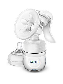 avent-philips-avent-manual-breast-pump-scf33070