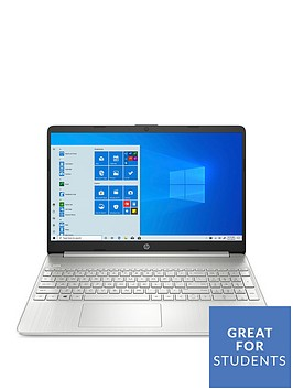 hp-15s-laptop-intel-core-i3-1005g1-8gb-ramnbsp128gbnbspssd-156-inch-fhd-silver-with-optional-microsoft-365nbspfamily-15-months