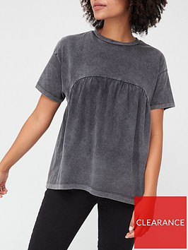 v-by-very-peplum-t-shirt-acid-wash