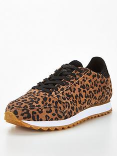 woden-ydun-suede-trainersnbsp--leopard