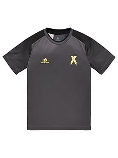 adidas-youth-jersey-top-blackgold