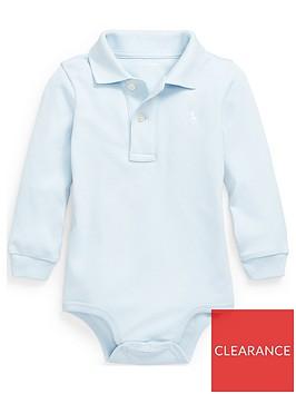 ralph-lauren-baby-boys-classic-polo-bodysuit-blue